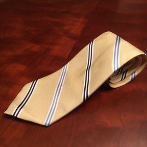 "NAUTICA silk neck tie 59"""